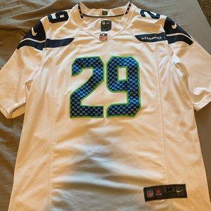 Nike Seattle Seahawks Earl Thomas Jersey